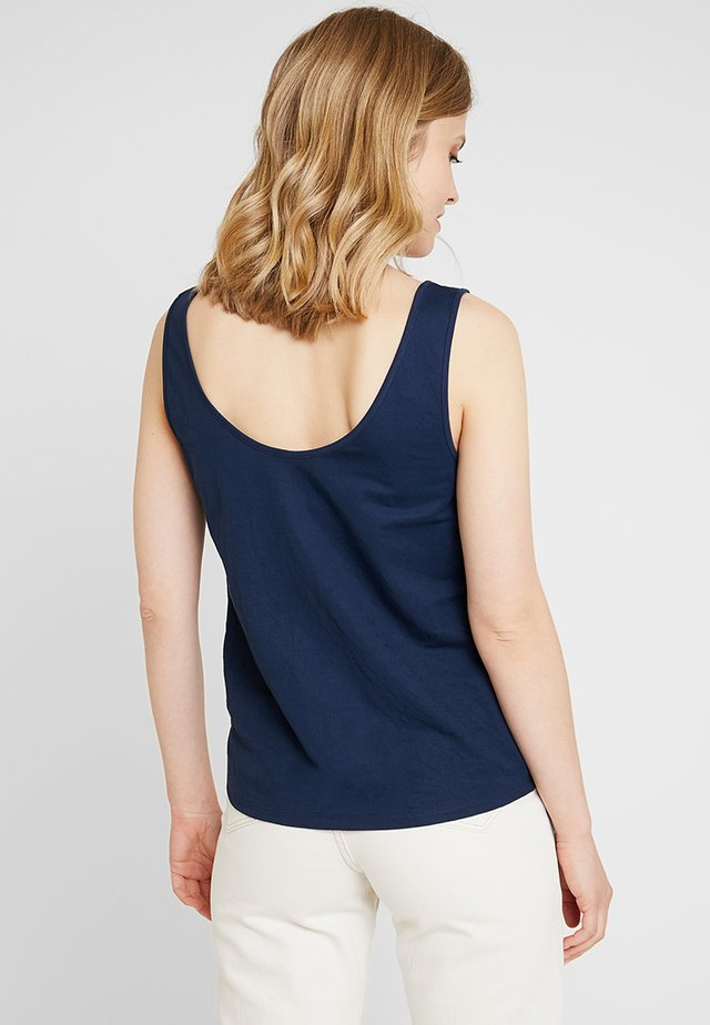 KNOT - Toppe - navy