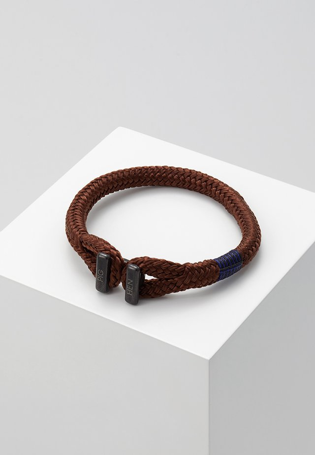 PADRE PACO - Armband - brown
