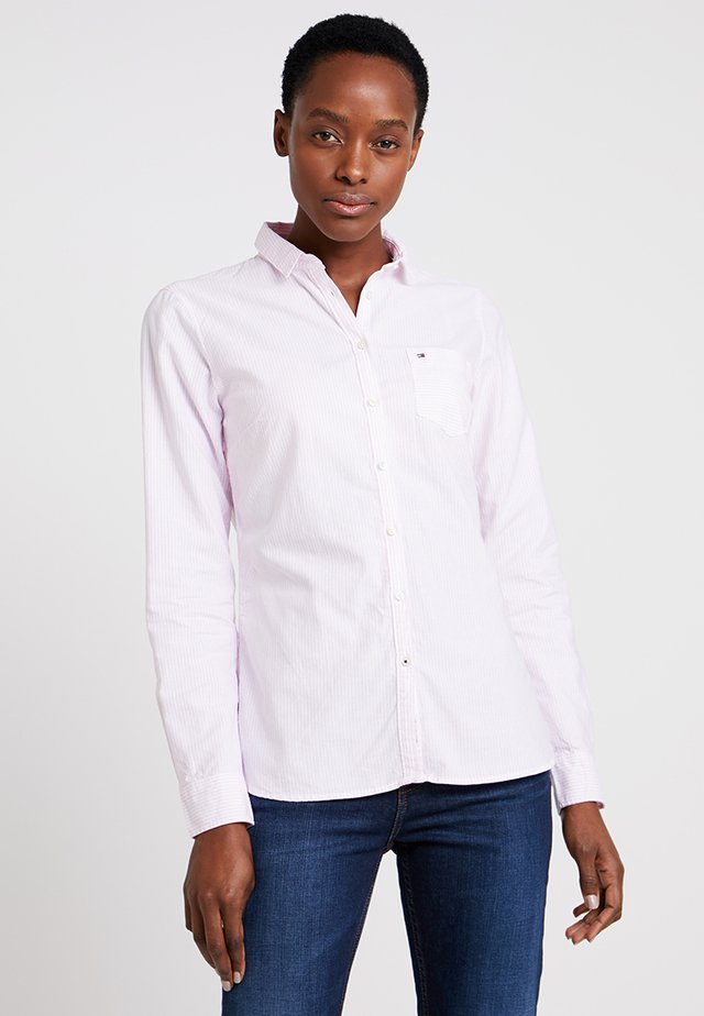 HERITAGE REGULAR FIT - Camisa - rose
