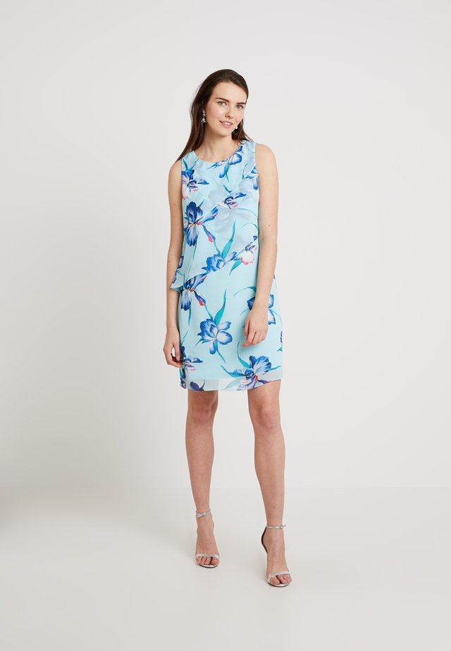Vestido informal - turquoise
