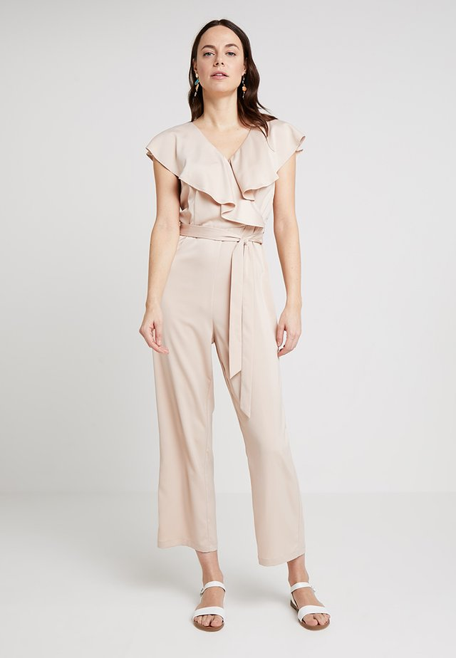 FORMAL - Jumpsuit - rose dust