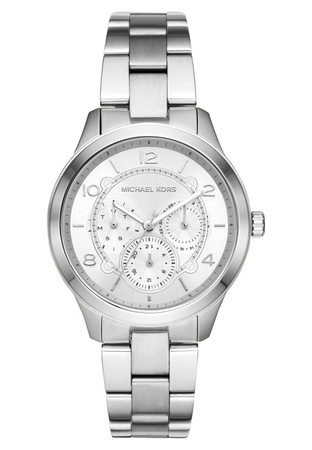 RUNWAY - Watch - silver-coloured