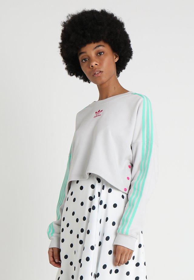 CROPPED - Sweatshirts - grey one