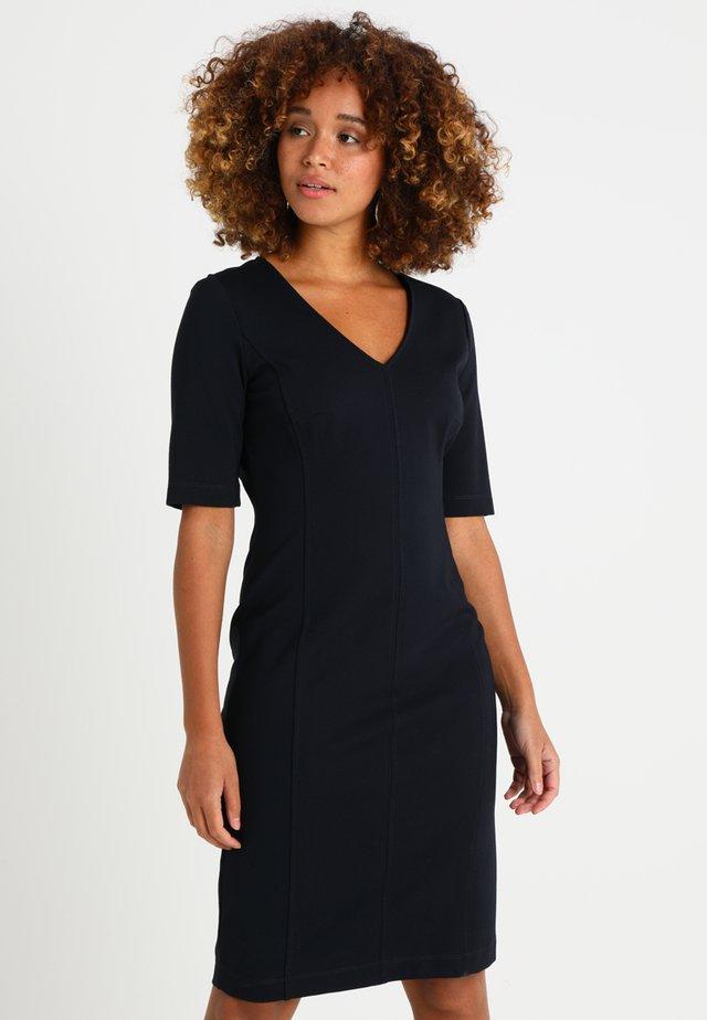 Fodralklänning - dark blue