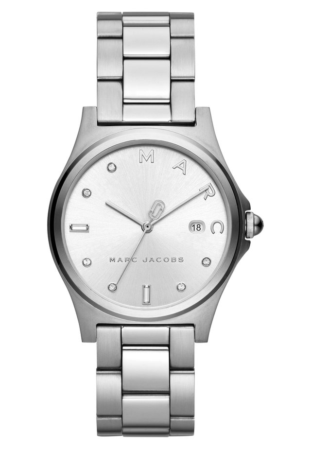 HENRY - Horloge - silver-coloured