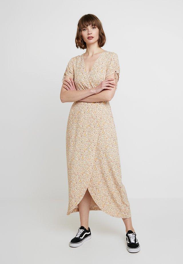 MAGDALENA DRESS - Maxi dress - vine/bone
