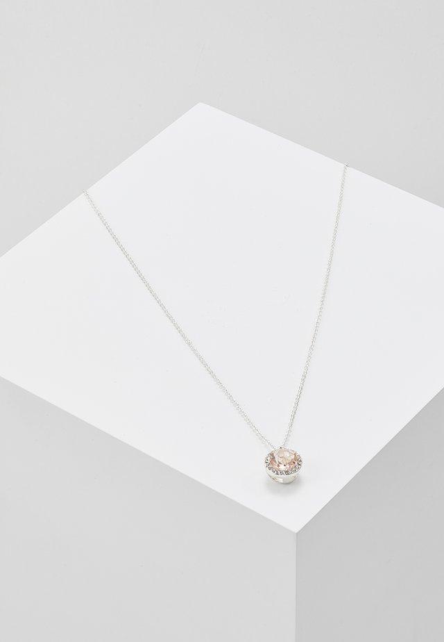 LISSY PENDANT NECK  - Ketting - vintage rose