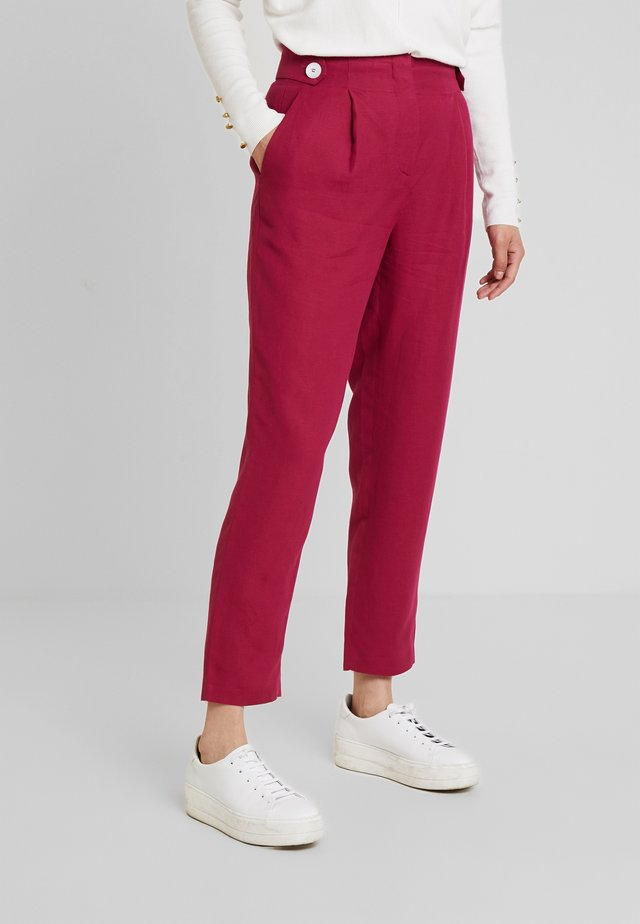 TROUSER - Bukse - sweet raspberry