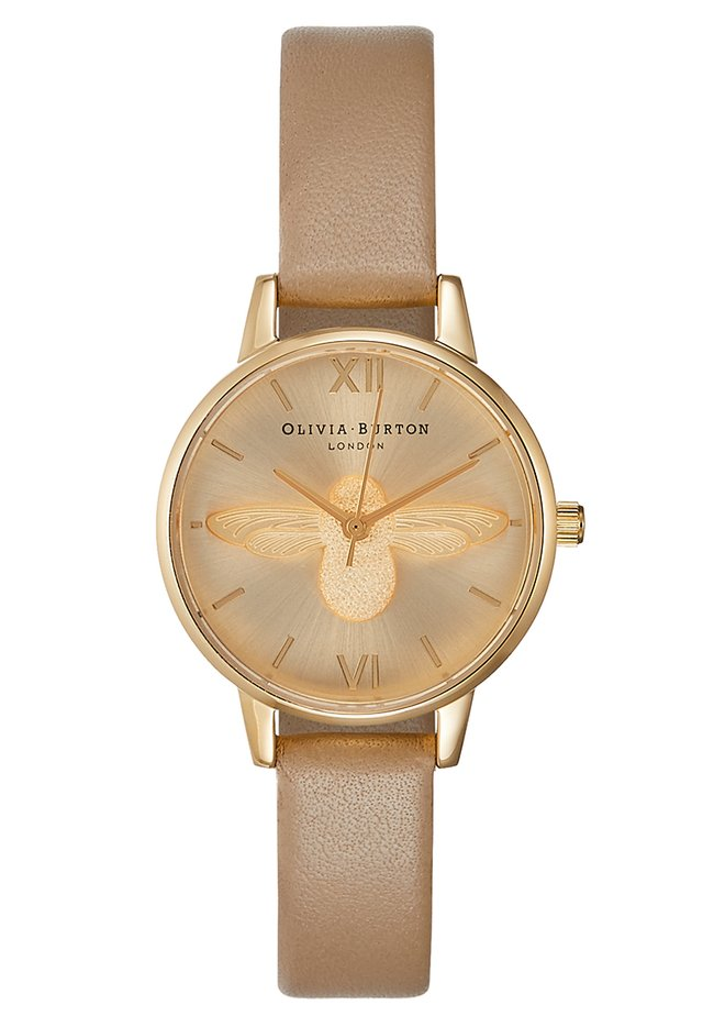 3D BEE - Montre - cognac