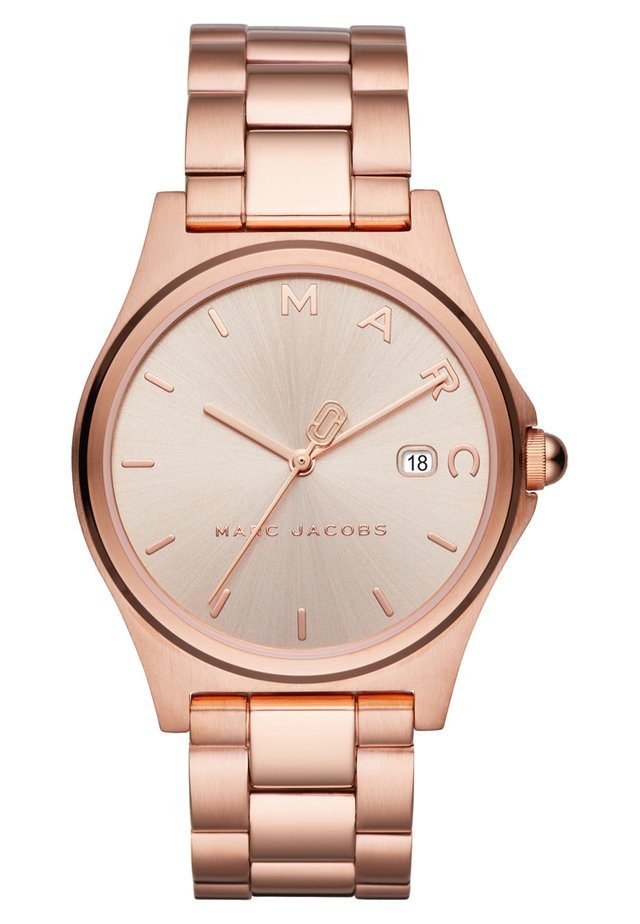 HENRY - Klokke - rose gold-coloured