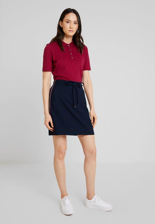 PALOMA SKIRT - A-line skirt - blue