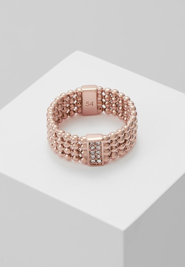 DRESSED UP - Anillo - rosegold-coloured