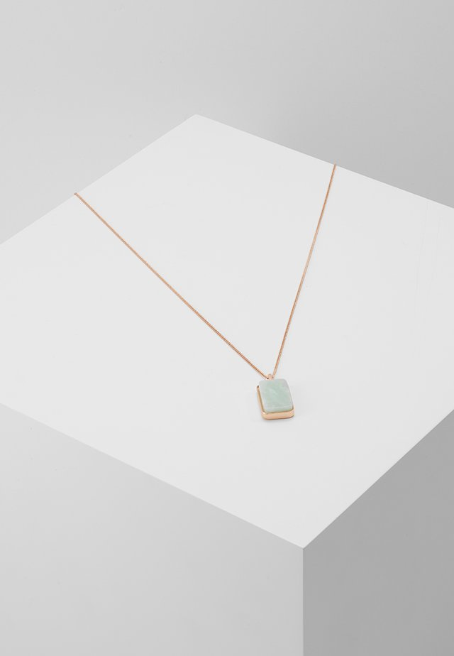 NECKLACE  INES - Halskette - rosegold-coloured