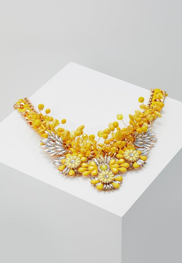 GOIWIA - Halsband - light yellow