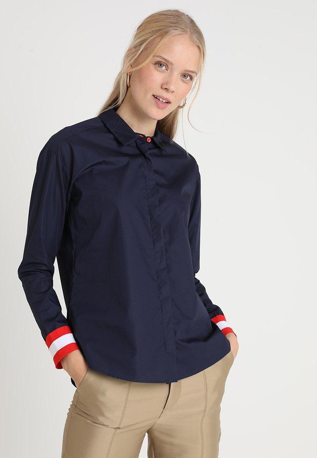 BLIMA - Camisa - dunkelblau