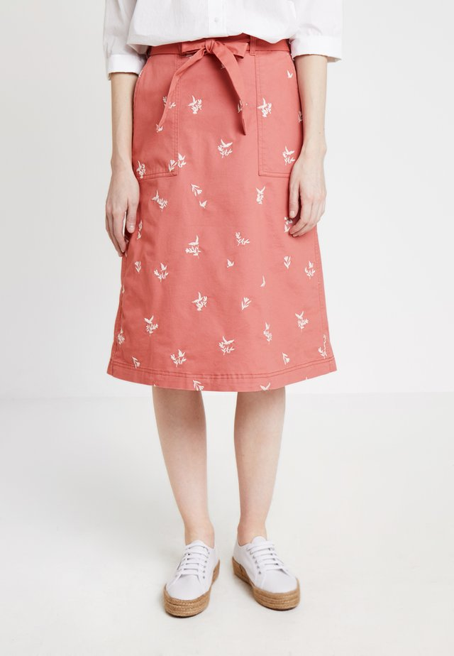 SCENTFUL SKIRT - A-lijn rok - washed pink
