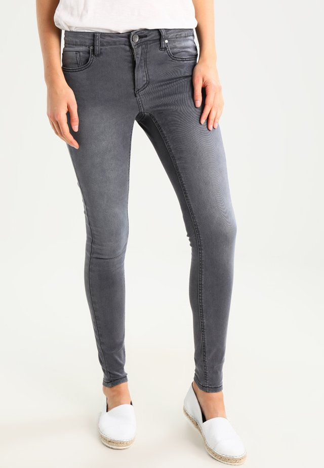 GRACE  - Jeans Skinny Fit - dark grey