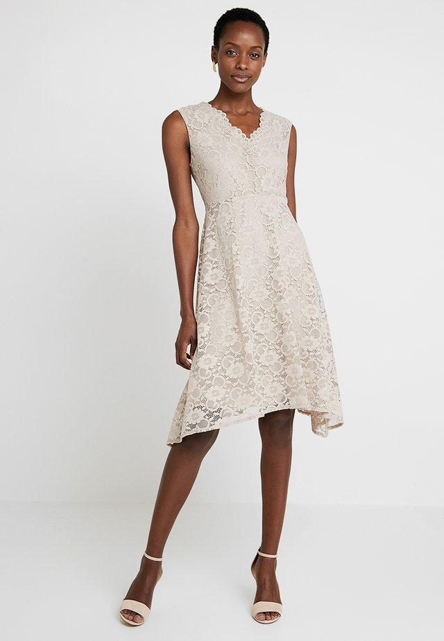 HANKY DRESS - Cocktail dress / Party dress - taupe