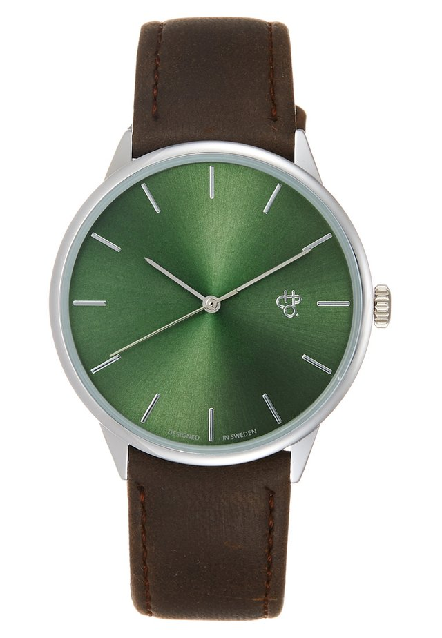 KHRSHID - Reloj - olive/silver-coloured