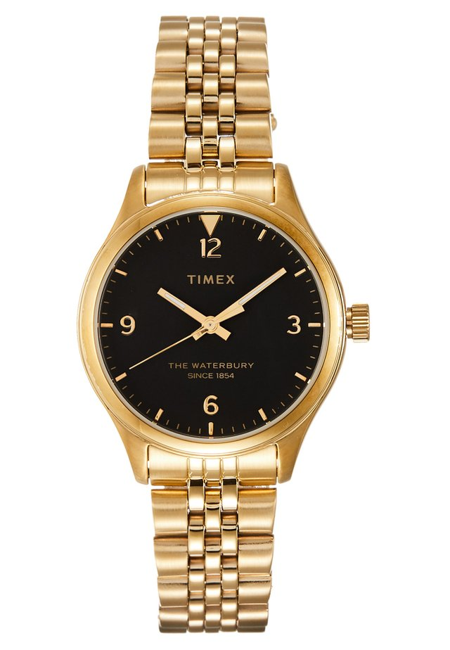 WATERBURY BRACELET DIAL - Rannekello - gold-coloured