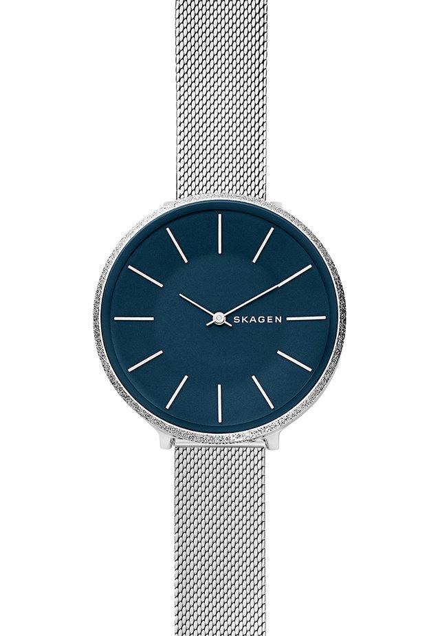 KAROLINA - Horloge - silver-coloured