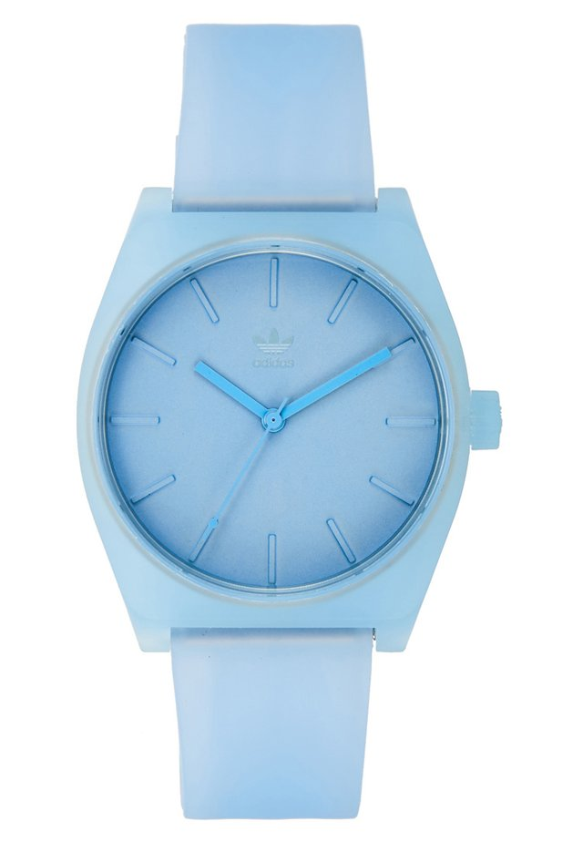 PROCESS - Horloge - clear blue