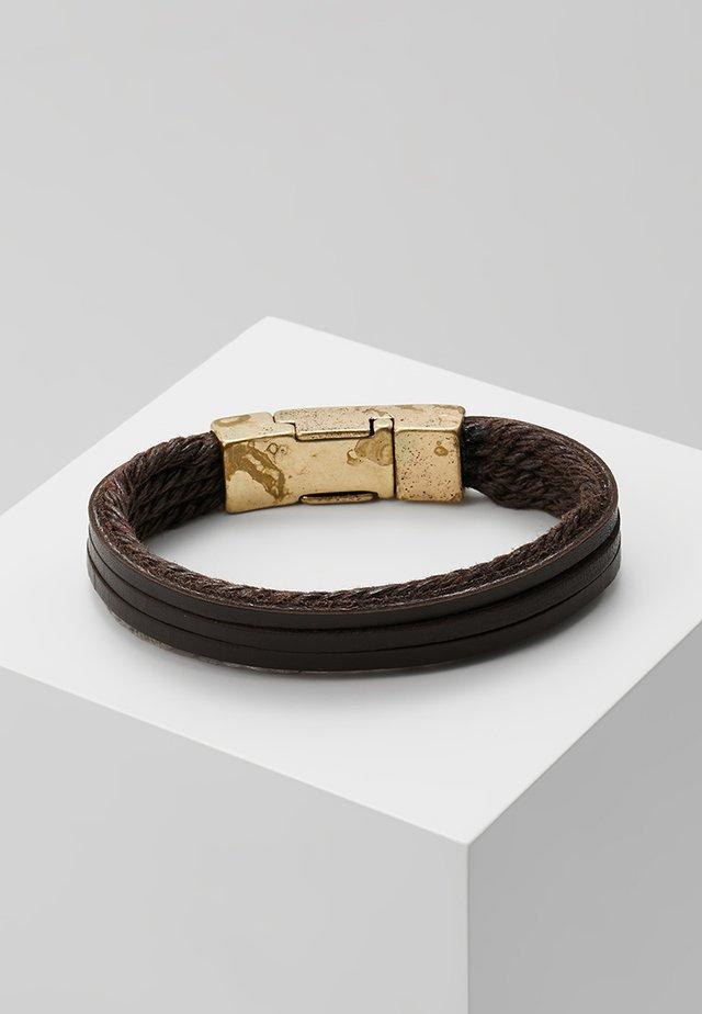 GEN 3 BRACELET - Bracelet - brown
