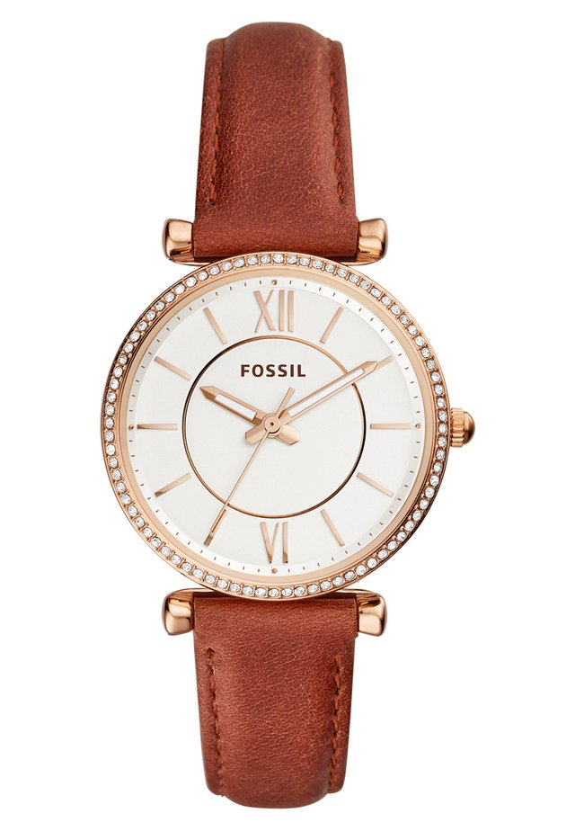 CARLIE - Watch - brown