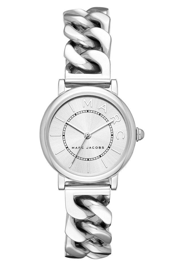 CLASSIC - Klocka - silver-coloured