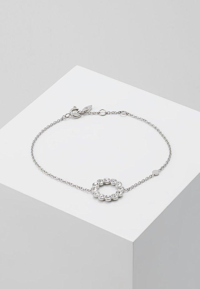 VINTAGE GLITZ - Pulsera - silver-coloured