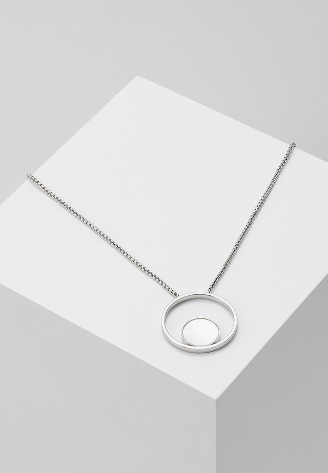 AGNETHE - Ketting - silver-coloured