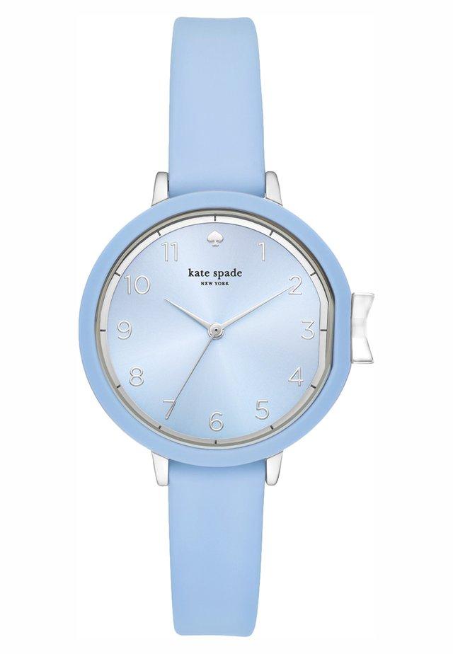PARK ROW - Uhr - blau