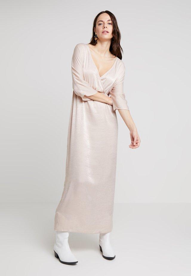 VILIAN EVENING DRESS - Vestido largo - rose dust