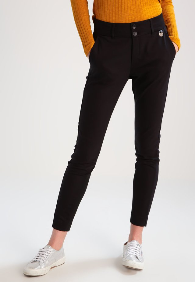 BLAKE NIGHT - Pantaloni - black