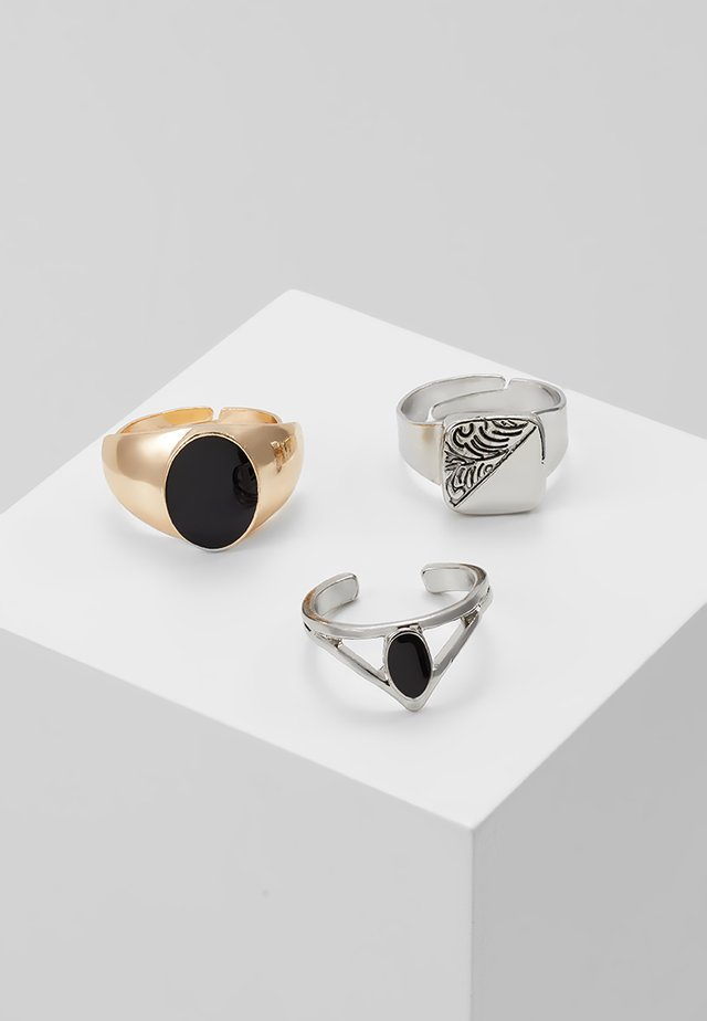 CHUNKY MIXED 2 PACK - Ring - multicolor