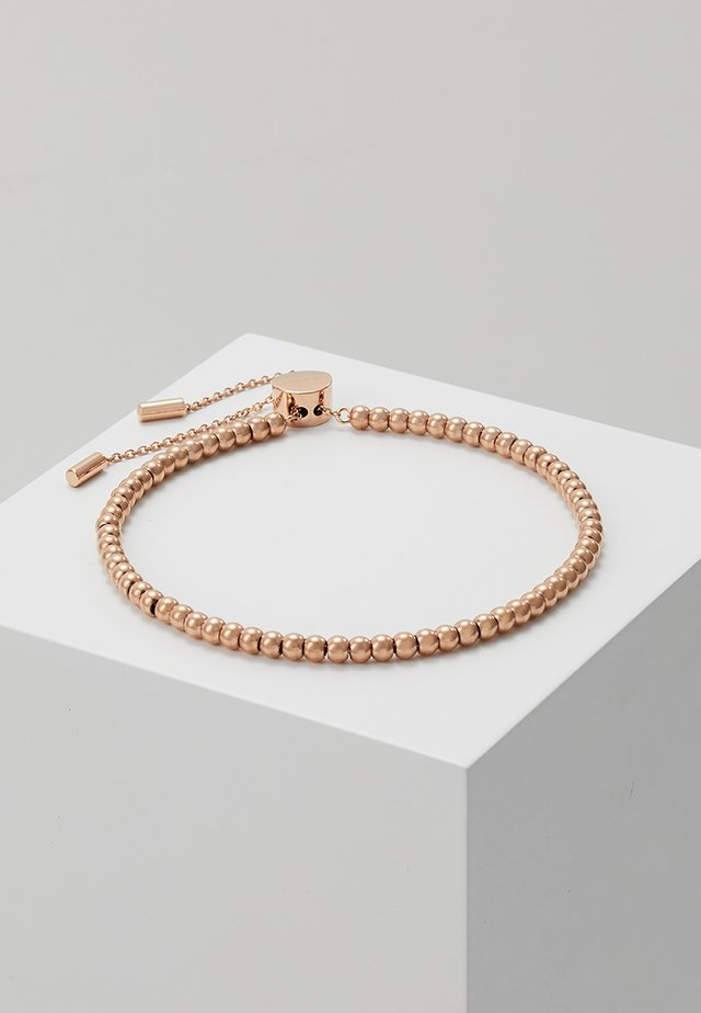 ANETTE - Armband - rosegold-coloured