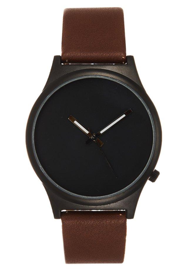 Uhr - dark brown