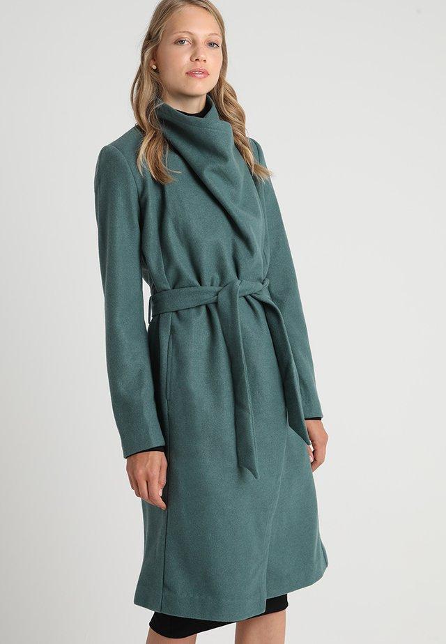 Wollmantel/klassischer Mantel - green