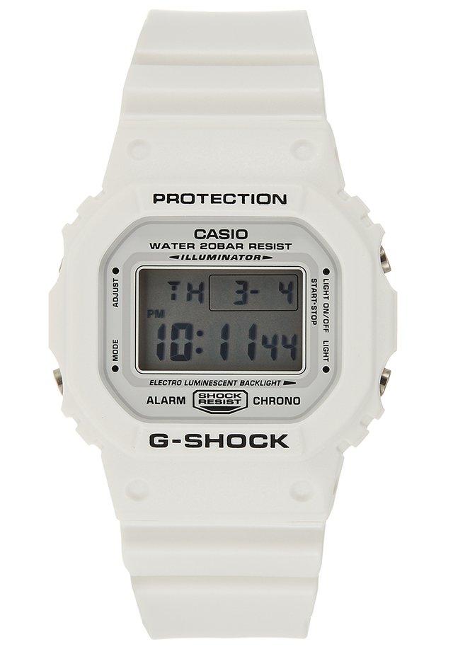 Digital watch - weiß