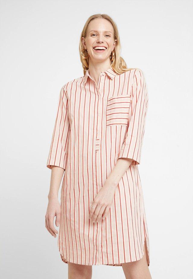 DRESS STYLE STRIPED DESSIN - Shirt dress - combo