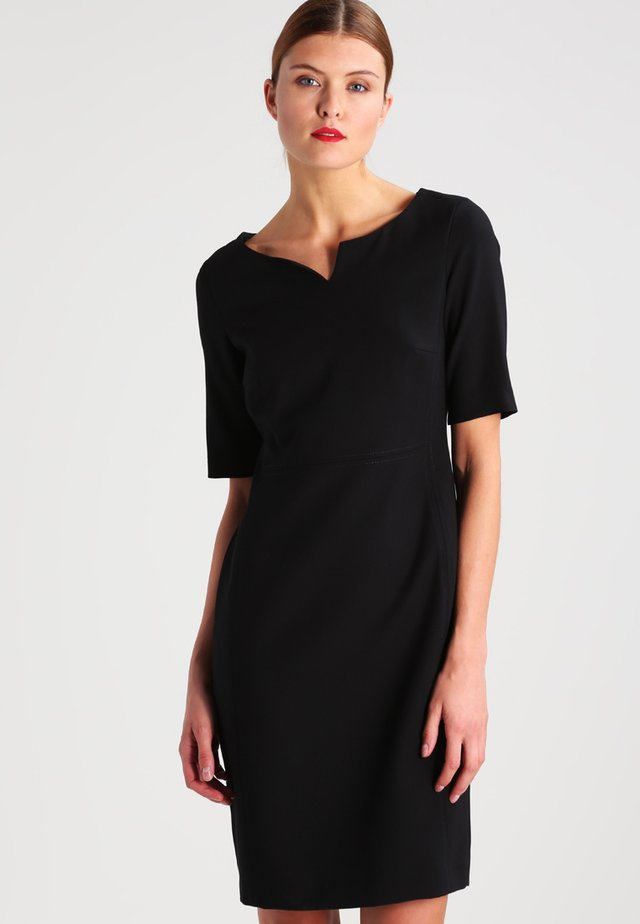 XANTIPPE - Pouzdrové šaty - black