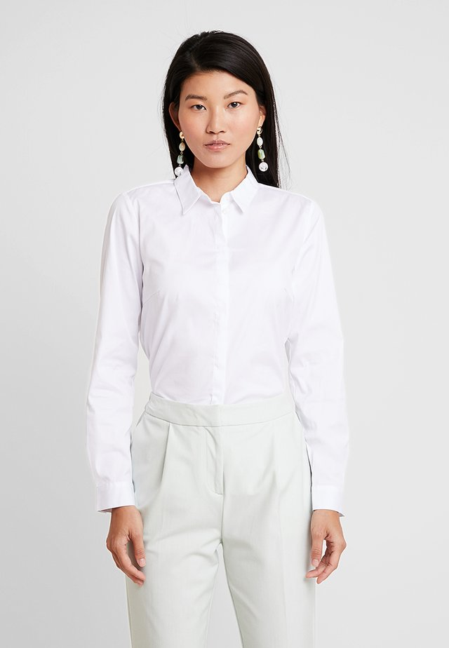 SOFT BUSINESS - Camisa - white