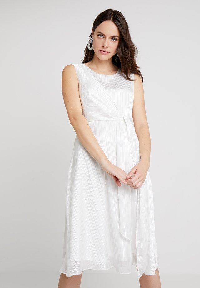 LISA PARTY DRESS - Vestito elegante - chalk