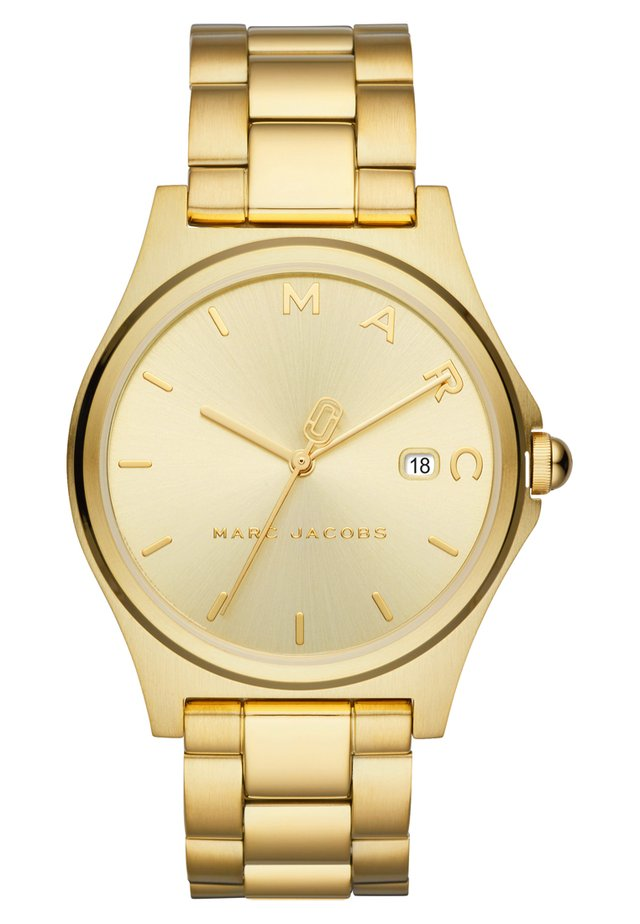 HENRY - Uhr - gold-coloured