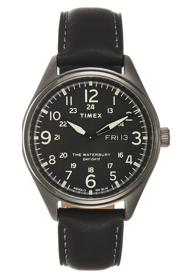 WATERBURY TRADITIONAL - Horloge - black