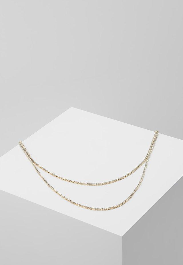 PCKATARINA NECKLACE - Necklace - gold-coloured