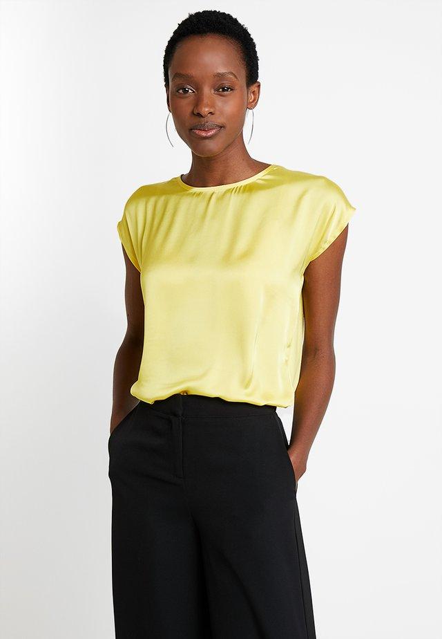 Camicetta - sunshine yellow