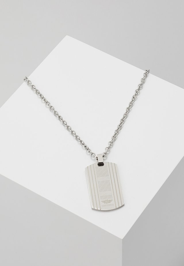 FORNEBU - Ketting - silver-coloured