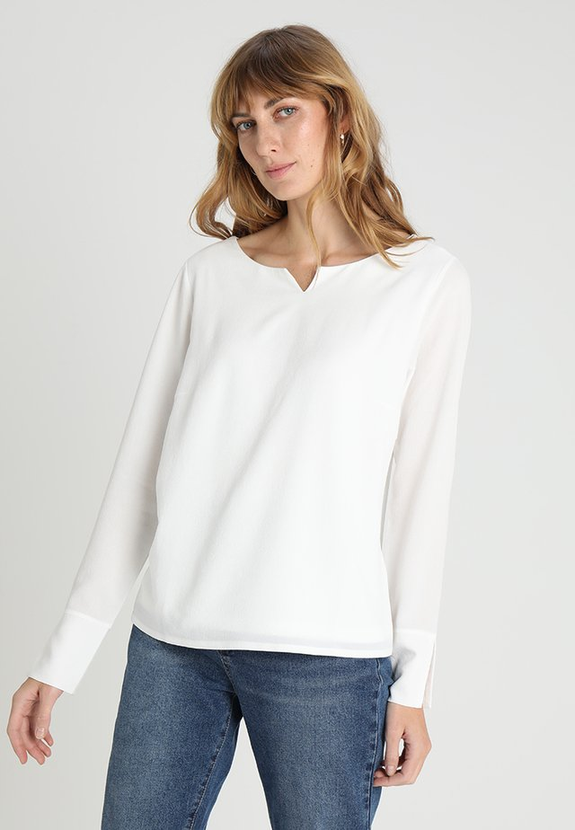 1/1 SLEEVE - Blouse - off white
