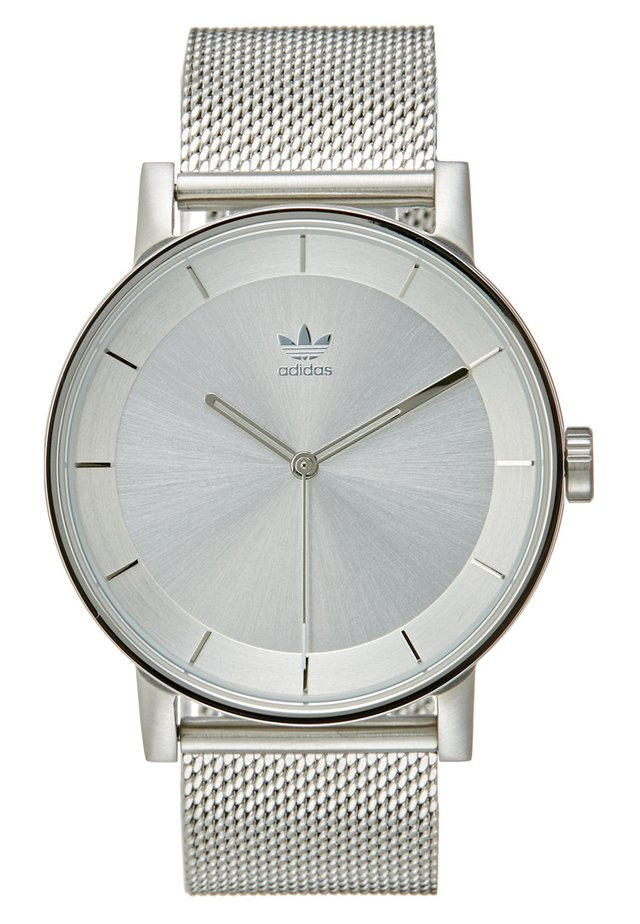 DISTRICT M1 - Uhr - all silver-coloured